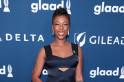 Samira Wiley Box Clutch