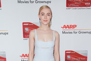 Saoirse Ronan Cutout Dress