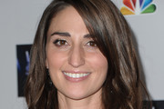 Sara Bareilles Long Side Part