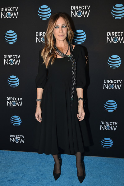 Sarah Jessica Parker Little Black Dress