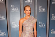 Sarah Murdoch One Shoulder Dress