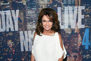 Sarah Palin Beaded Dress