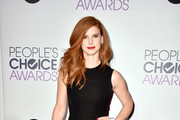 Sarah Rafferty Fishtail Dress