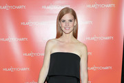 Sarah Rafferty Leather Clutch
