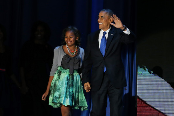 Sasha Obama Clothes