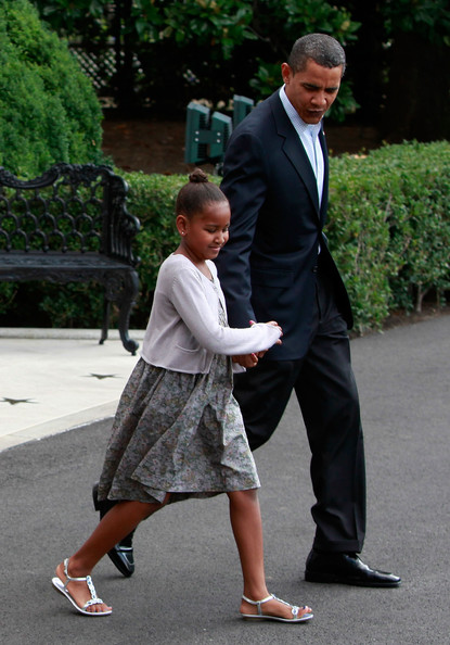 Sasha Obama Shoes