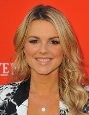 Ali Fedotowsky looked romantic with her long wavy 'do at the 'Pretty Little Liars' Halloween episode screening.
