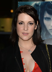 Melanie Lynskey stuck to a straight and stylish bob at the screening of 'Black Rock.'