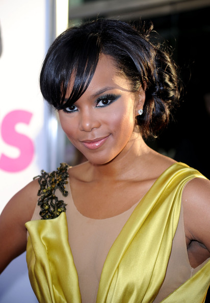 Letoya Luckett Celebrity Black Hair Styles Pictures