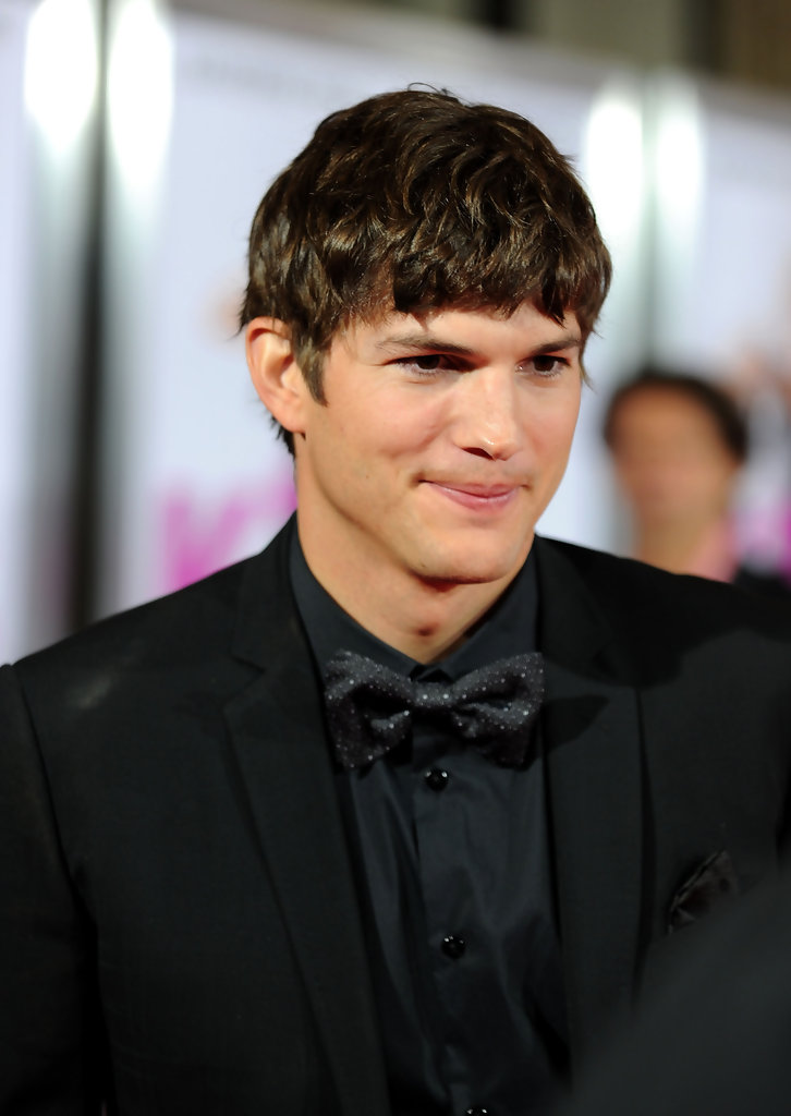 Ashton kutcher killers hairstyle
