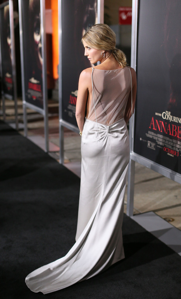 'Annabelle' Screening in Hollywood