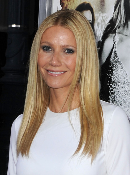 More Pics of Gwyneth Paltrow Evening Dress (4 of 53) - Gwyneth Paltrow Lookbook - StyleBistro