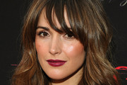 Actress Rose Byrne attends the screening of the Season Four Premiere of