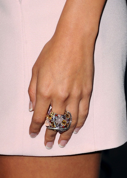 Selena Gomez Cocktail Ring