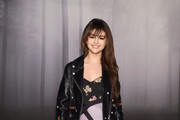 Selena Gomez Leather Jacket