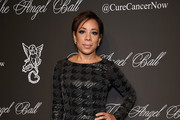 Selenis Leyva Beaded Dress
