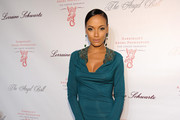 Selita Ebanks Evening Dress