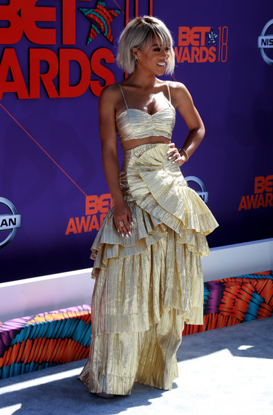 Serayah McNeill Long Skirt