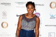 Serena Williams Beaded Dress