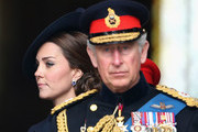 Kate Middleton and Prince Charles Photo