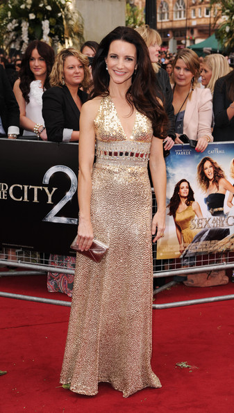 In Norman Norell At The 'Sex And The City' 2 Premiere