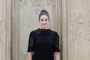 Shailene Woodley Little Black Dress