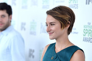 Shailene Woodley Short Straight Cut