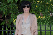 Sharleen Spiteri Evening Coat