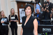 Sharleen Spiteri Evening Dress