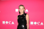 Sharon Stone Sequin Dress