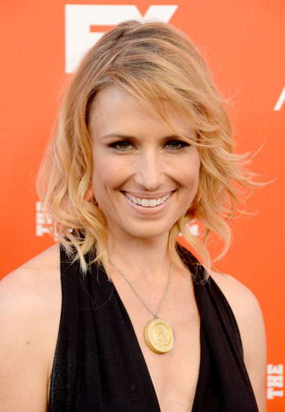 Shawnee Smith Gold Pendant