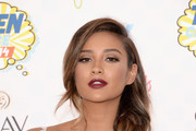 Shay Mitchell Dark Lipstick