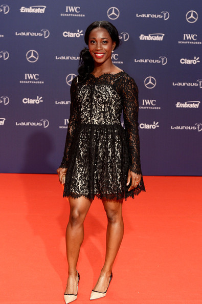 Shelly-Ann Fraser-Pryce Clothes