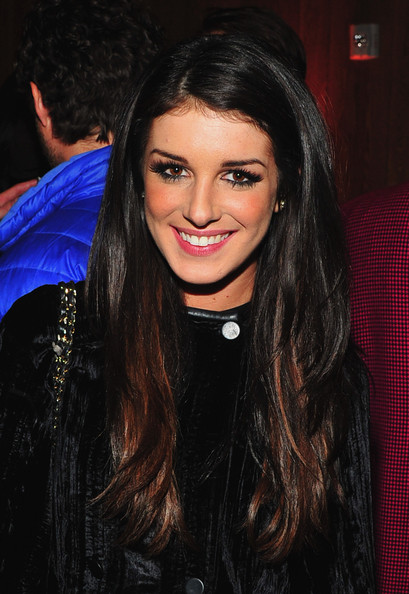 Shenae Grimes False Eyelashes