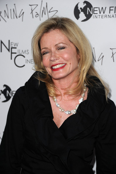 Sheree J. Wilson Red Lipstick