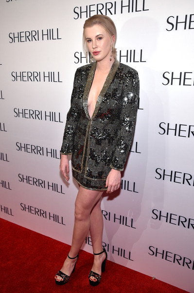 Ireland Baldwin at Sherri Hill