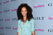 Sherri Saum Denim Shirt