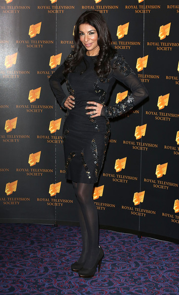 Shobna Gulati Cocktail Dress