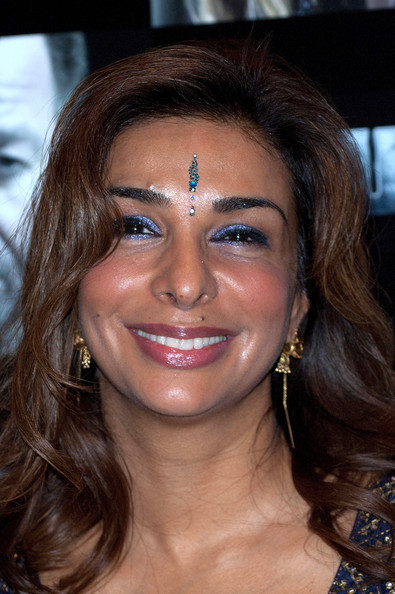Shobna Gulati Jewel Tone Eyeshadow