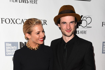 "Sienna Miller Tom Sturridge ""Foxcatcher"" Premiere - 52nd New York Film Festival"