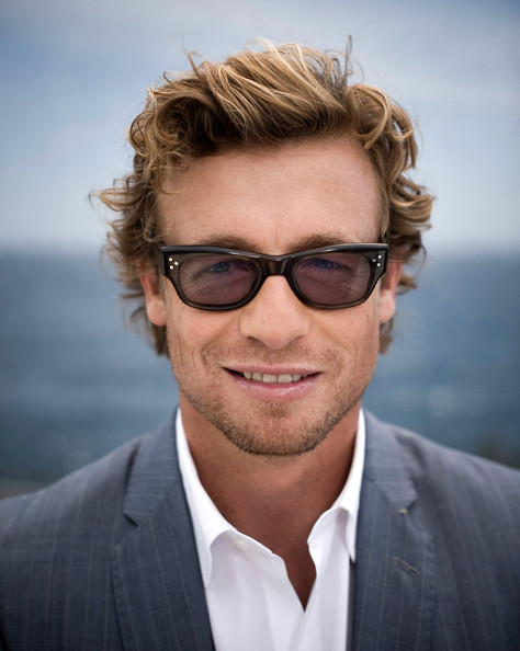 Simon Baker Sunglasses
