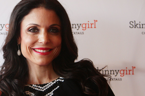 More Pics of Bethenny Frankel Shrug Sweater (1 of 26) - Bethenny Frankel Lookbook - StyleBistro