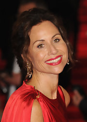 We loved Minnie Driver's thick curly updo at the 'Skyfall' world premiere.