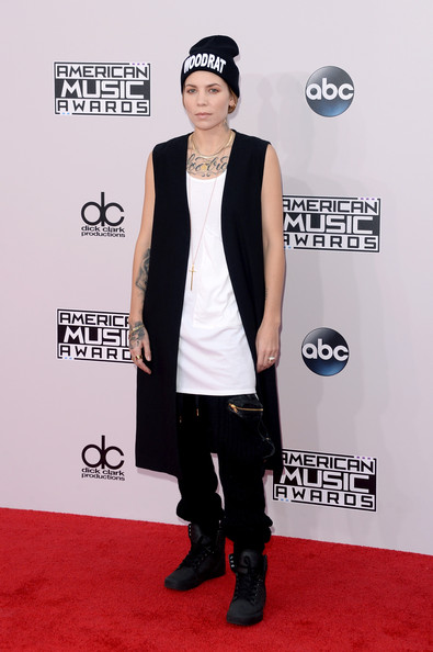 Skylar Grey Basketball Sneakers