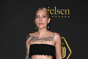Skylar Grey Crop Top
