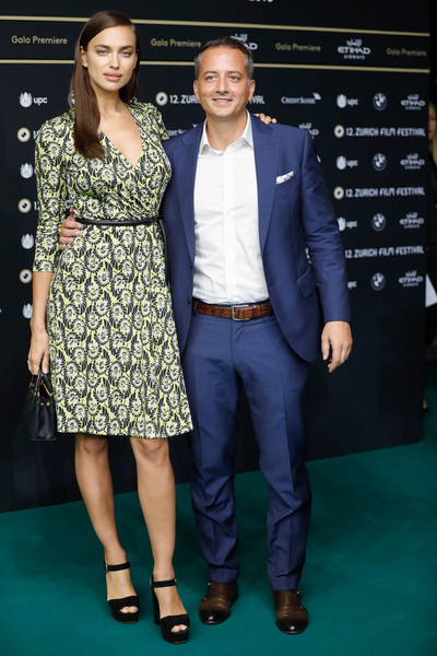 More Pics of Irina Shayk Print Dress (1 of 16) - Dresses & Skirts Lookbook - StyleBistro [clothing,premiere,fashion,carpet,event,footwear,flooring,dress,suit,fashion design,irina shayk,place,zurich,switzerland,l,snowden premiere - 12th zurich film festival,zurich film festival 2016]