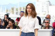 Sofia Coppola Button Down Shirt