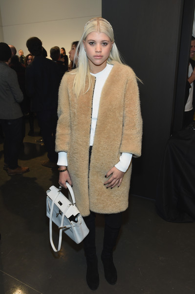 Sofia Richie Over the Knee Boots