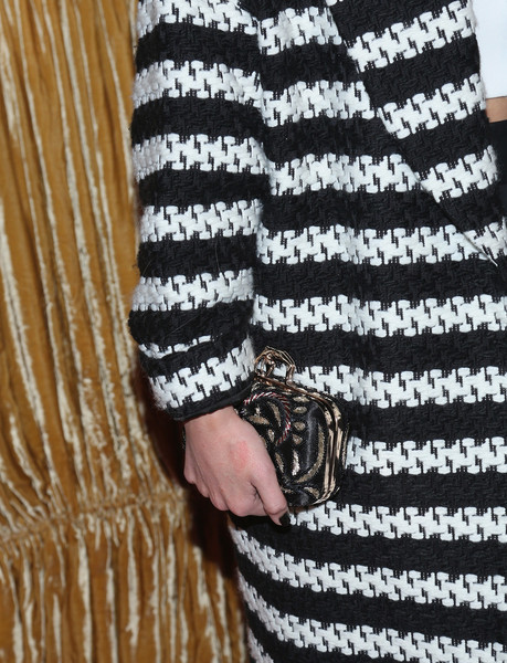 Sofia Richie Beaded Clutch