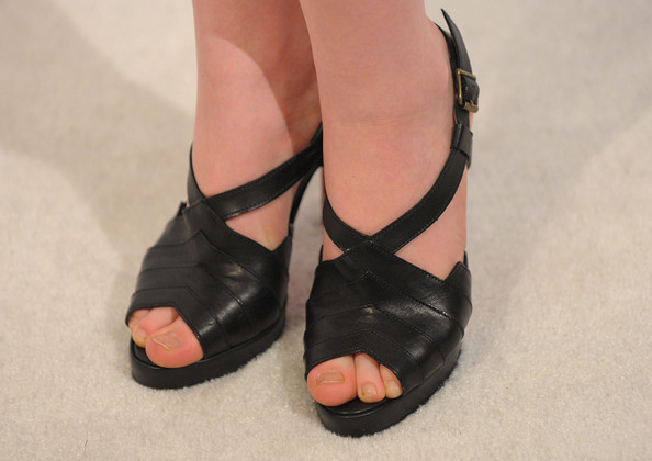 Sofia Vassilieva Strappy Sandals